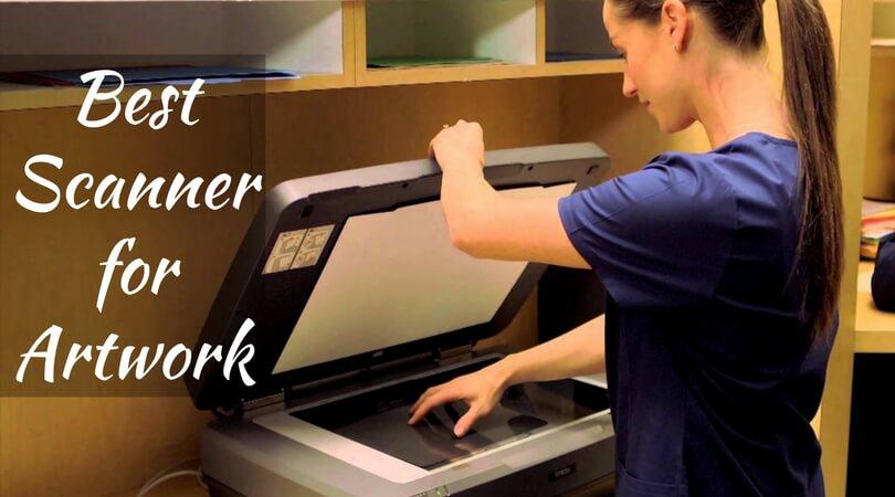 Best scanner for artwork