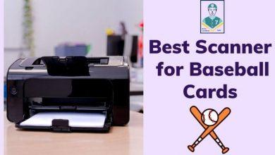 Best Scanner for Baseball Cards