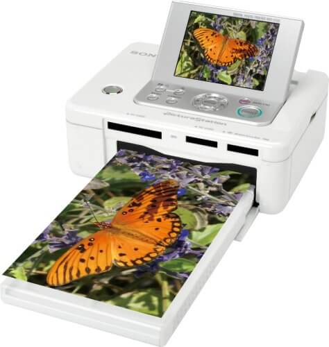 SONY DPP-FP90 PICTURE STATION DIGITAL PHOTO PRINTER