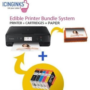 Cake Printer Bundle for Cakes