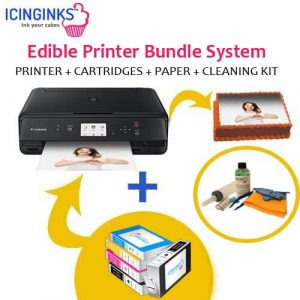 Icinginks Edible Printer Bundle