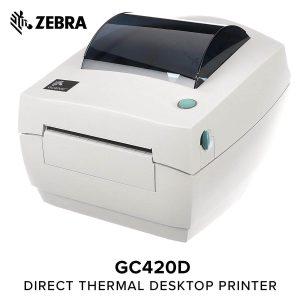 ZEBRA-GC420d