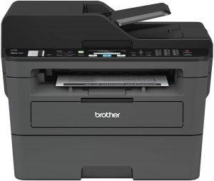 fully advance printer