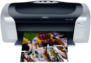 Epson Stylus C88+ Inkjet Printer for Transparencies