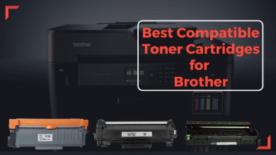 Compatible Toner Cartridges for Brother