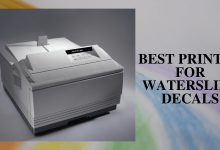 Best Printer For Waterslide Decals