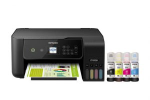 Epson Ecotank ET-2720 Wireless Color All-in-one Supertank Printer
